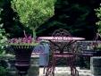 Domaine de Moulin Mer Garden Stair