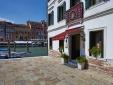 Hotel Canal Grande Entrance