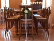 Dream weddings and parties of all kinds in the charming premises at Boutique-hotel Schlussel in Beckenried at Lake Lucerne