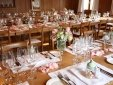 Romantic wedding location at Boutique-hotel Schlussel in Beckenried at Lake Lucerne