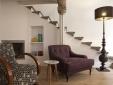 Fabbrini House Rome Living Room