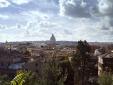 Fabbrini House Rome View