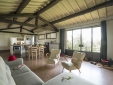 A private pergola for enjoying the outdoor. (Brentina Sud)