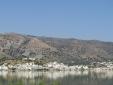 Elounda view from the villas