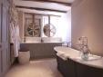 The Wheatsheaf Inn Northleach Gloucestershire England Bathroom
