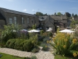 The Wheatsheaf Inn Northleach Gloucestershire England Garden