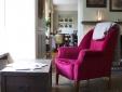 The Wheatsheaf Inn Northleach Gloucestershire England Sofa