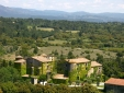 Chateau Villarlong Carcasonne Languedo-Rousillon France Lagarde Terrace