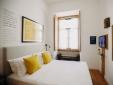 Otilia Apartments Lisbon Portugal Otilia hotel apartments lisbon charming design boutique