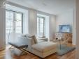 Architectural Bica Apartment cosy livingroom