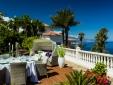 Jardin de la Paz: Terrace