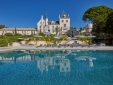 chateau les carrasses quarante castle boutique hotel great view