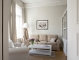 von Deska Townhouses White House stylish apartment Hambourg