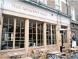 The Grazing Goat Hotel pub boutique b&b london