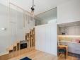 Hallway Baumhaus Serviced Apartments Porto Portugal luxurious
