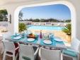 Vila Cristina holiday home algarve pool