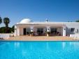 Vila Cristina Sleeping room Holiday rental Pool Garden Algarve Portugal