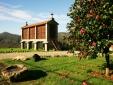 Casa grande de Bachao la coruna galicia hotel b&b