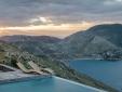 small top hotel in greece mani island