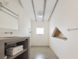 Rooftop terrace with canopy bed at the Algarve