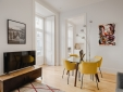 Stay at Architectural Apartment in Baixa Central Lisbon Portugal Historic Downtown modern