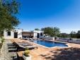 Stay at Quinta das Estrelas São Brás de Alportel Algarve pool outdoor terrace