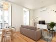 Stay at Montebelo Lisbon downtown apartments modern citytrip livingroom