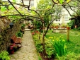 Costa Vella Galicia Spain garden Boutique hotel