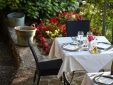 Locanda del Gallo Gubbio Umbria Italy romantic dinner