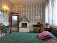 Guesthouse Arco dei Tolomei Rome Italy Bedroom Appia