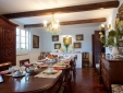 Guesthouse Arco dei Tolomei Rome Italy Dining Room