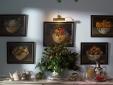 Guesthouse Arco dei Tolomei Rome Italy Breakfast Table