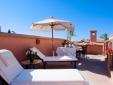 Riyad El Cadi Hotel Marrakesh boutique - Roof Terraces