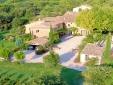 Le Clos Saint Saourde hotel Provence rhone best b&b building small