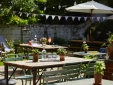 Lime Tree Hotel London England Front Step