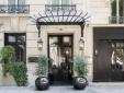 Hotel Recamier Paris France Bedroom Club