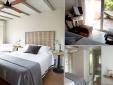 Les Hamaques Viladamat Spain Bedroom Acacia