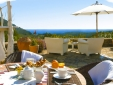 Hotel Can Talaias San Carlos Ibiza Formentera Spain Breakfast on the Terrace