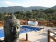 El Refugio de Cristal Hotel romantic, quietly favorable design dreamlike landscape enchanting view